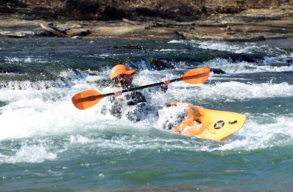 Project gets OK for Illinois River whitewater park - Arkansas Democrat-Gazette