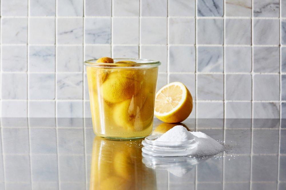 Preserved Lemons (For The Washington Post/Stacy Zarin Goldberg)