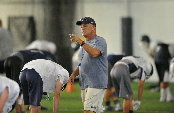 SEC job gets Jones to leave Bulldogs
