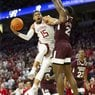 Mississippi State defeats Arkansas 78-77