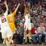 Arkansas defeats Tennessee 83-75