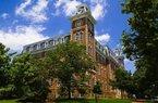 FILE — Old Main at the University of Arkansas