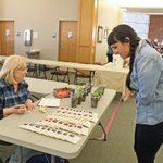 Urban Farm Project Seed Swap at the Faulkner County Library