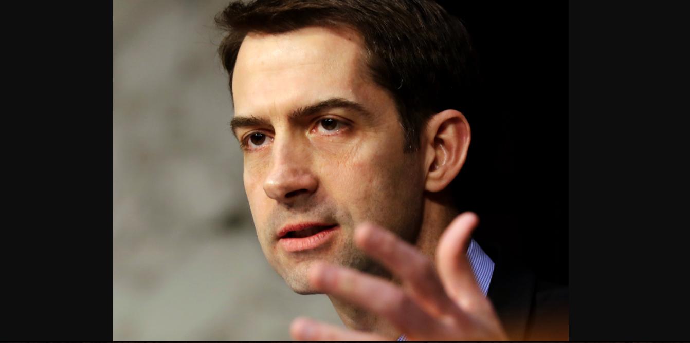 U.S. Sen. Tom Cotton urges virus preparedness