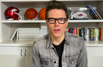 Bobby Bones is shown during the Sunday, May 3, 2020, episode of American Idol on ABC.