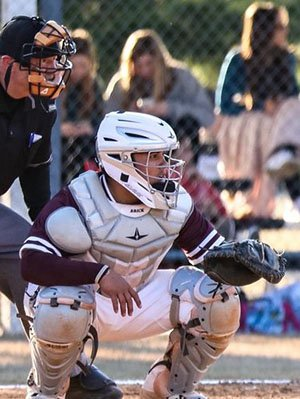 Valley View catcher JT Chastain has gained interest from ULM and New Mexico.