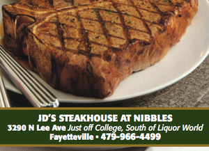 Photo from JD'S Steakhouse at Nibbles