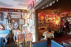 Cafe Prego Little Rock Ar Menu