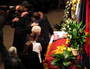 A memorial service paid tribute Tuesday to the life of slain Salvation Army Major Philip Wise.
