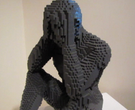 LEGO artist comes to Clinton Center