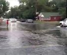 Rains clear from Pine Bluff; floodwaters remain
