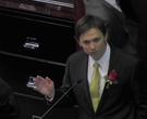 Rep. Davy Carter elected as House Speaker
