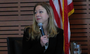 Chelsea Clinton led a discussion on service with teens from local high schools and then opened the floor for questions.