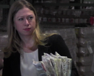 Chelsea Clinton joins service project at Rice Depot