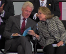 Bill and Hillary Clinton help dedicate airport renaming