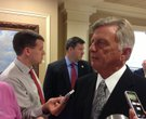 Beebe talks possible special session, Political Animals Club