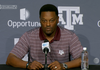 Texas A&M coach Kevin Sumlin previews the Aggies' upcoming game against Arkansas.