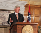 Beebe: Shutdown 'inexcusable,' will bring significant cuts