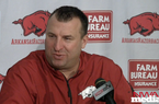 Bret Bielema - Thursday Post Practice