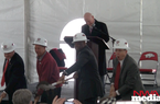 Basketball Practice Facility Groundbreaking