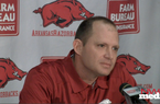 Razorbacks Welcome New Coordinator
