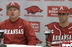 Dave Van Horn & Tyler Spoon - South Alabama Postgame