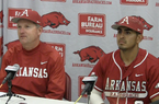 Dave Van Horn & Michael Bernal - UNLV Post Game