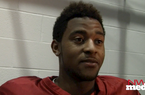 Jared Cornelius - Tuesday Post Practice