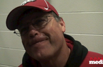 Jim Chaney - Tuesday Post Practice