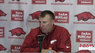 Bret Bielema - Saturday Post Practice