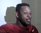 Jonathan Williams - Tuesday Post Practice