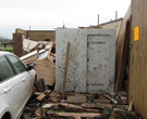 Safe room helps family survive tornado