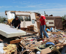 Mayflower residents work to recover from devastating tornado