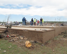 One family loses four homes in Vilonia tornado
