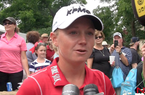 Stacy Lewis - NW Arkansas Championship Post Second Round