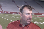 Bret Bielema - Wednesday Post Practice