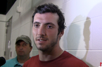 Brandon Allen - Thursday Post Practice