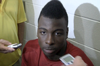 Jeremy Sprinkle - Monday Post Practice