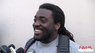 Alex Collins - Texas Tech Postgame