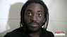 Alex Collins - Tuesday Post Practice