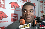Martrell Spaight - Northern Illinois Postgame