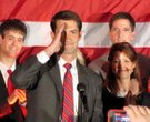 Cotton addresses supporters after win