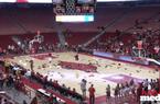 Teddy Bear Toss - Arkansas vs. Rutgers