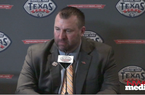 Bielema and Strong preview Texas Bowl