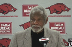 Nolan Richardson banner ceremony