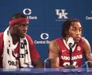 Players - Kentucky Postgame