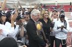 Arkansas wins NCAA Indoor Championship