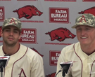 Tyler Spoon and Zach Jackson - Ole Miss Postgame