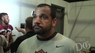Jemal Singleton - Thursday Post Practice