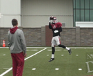 Spring Practice - Sights and Sounds
